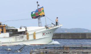 0901 ふぐ延縄漁船 出航_10011817
