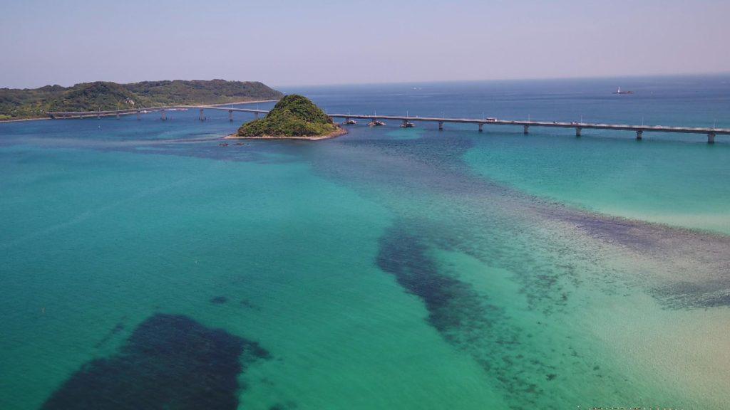 大橋 角島