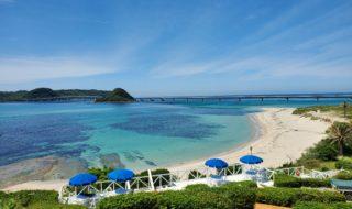 ホテル西長門リゾート海水浴場_20210519